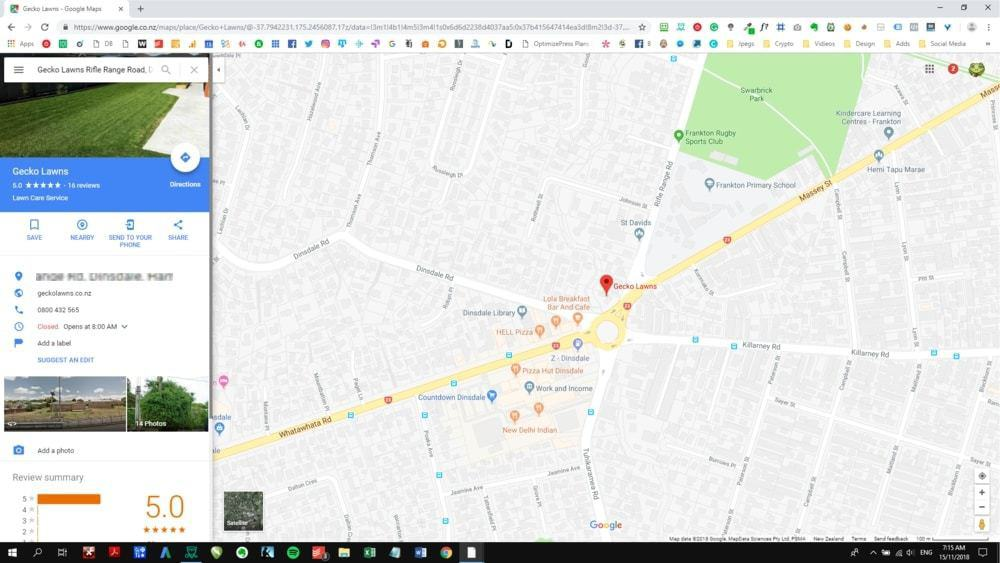 How Do I Get My Lawn Care Business on Google Maps? – Lawnmowing 101 – How  to start and grow a lawn care business.