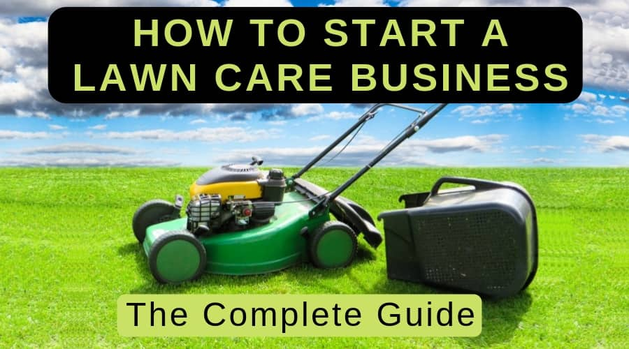 business plan for lawn care startup pdf